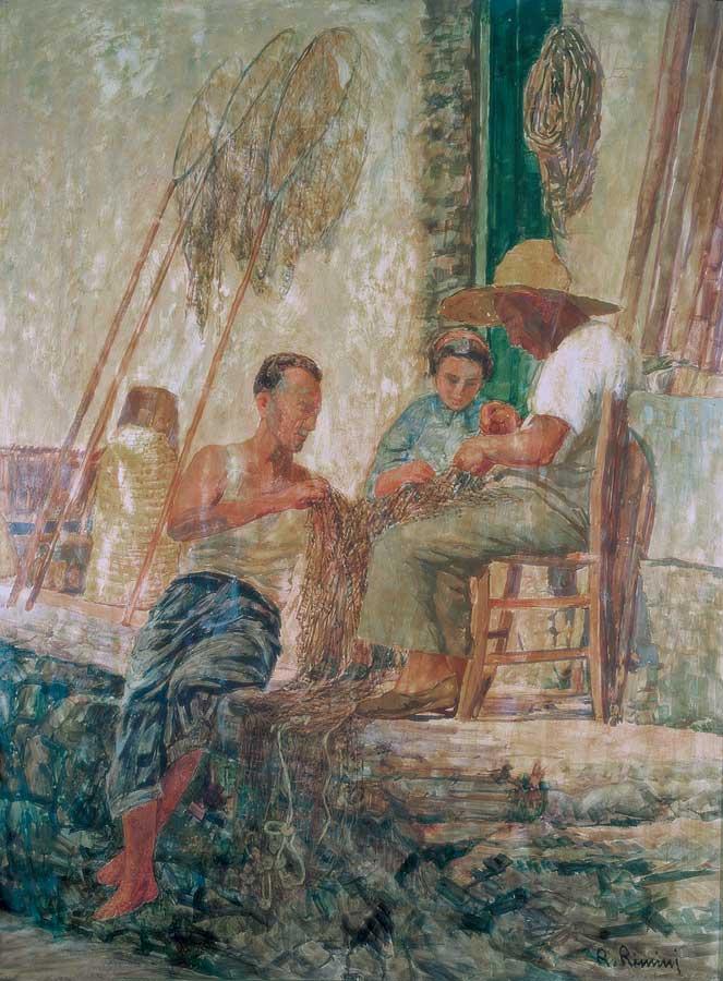 198 La famiglia del pescatore