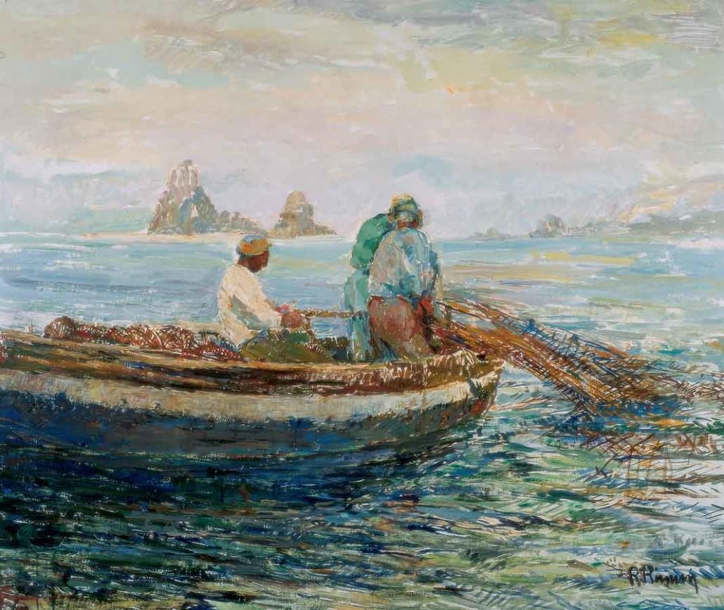 219 La pesca