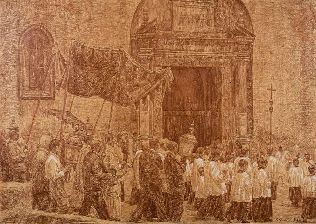 305 La processione