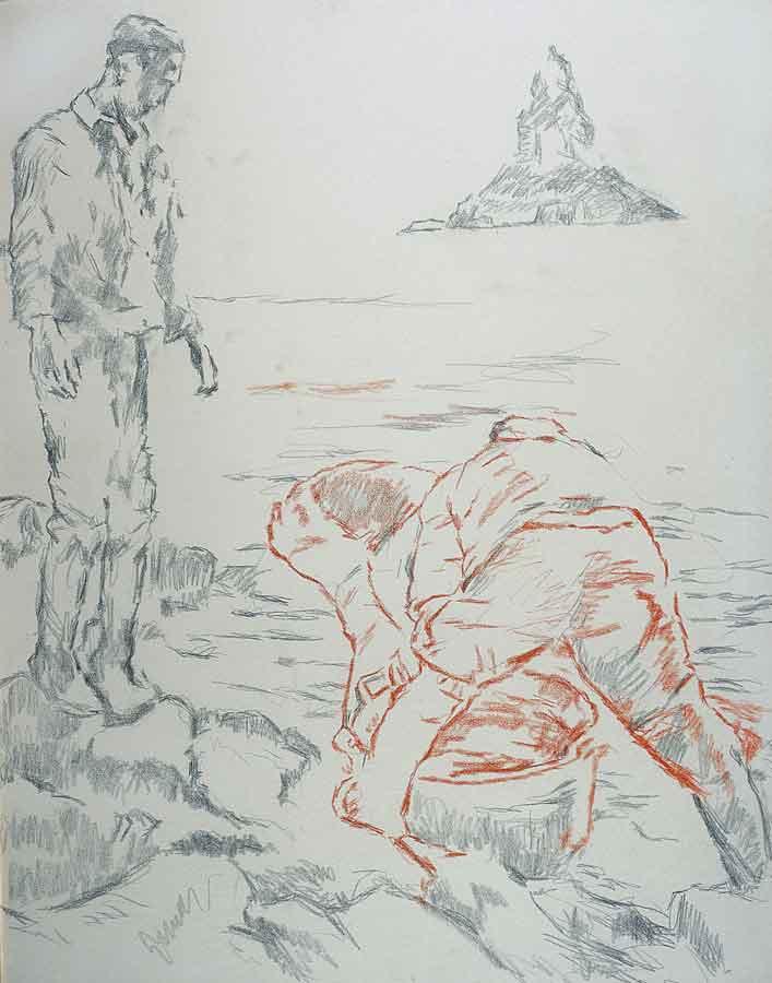 319 Pescatori di ricci