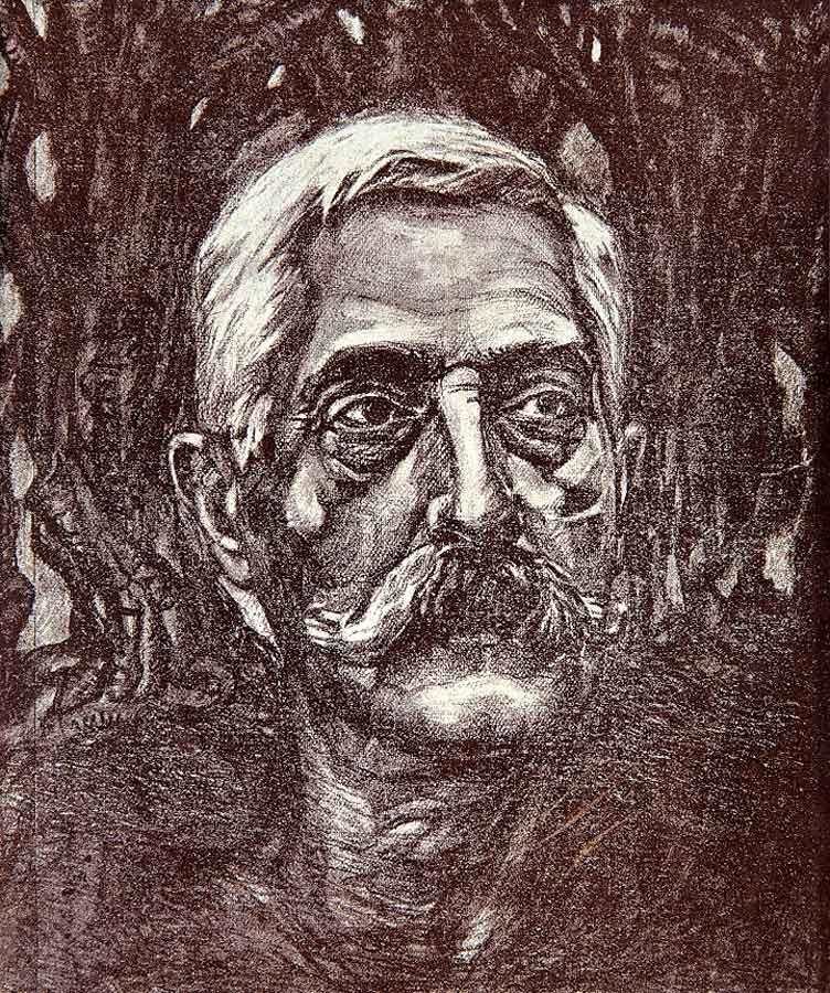 356 Ritratto di Giovanni Verga