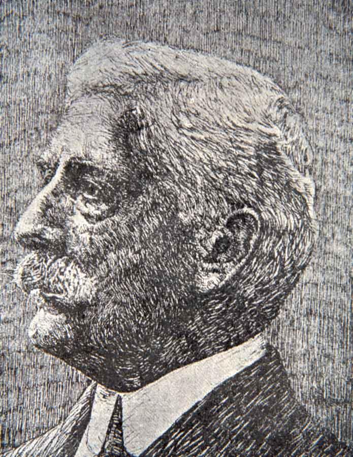 357 Ritratto di Giovanni Verga
