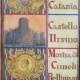 56 Manifesto per la mostra Cimeli Belliniani