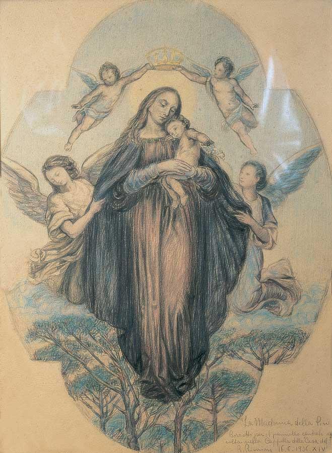 57 La Madonna della Pineta