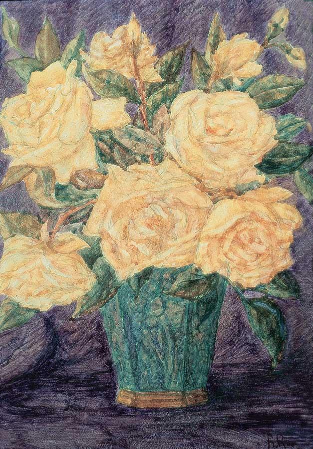 95 Rose gialle